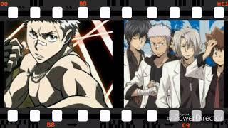 Обложка на видео о Какая музыка подходит персонажам аниме Реборн?