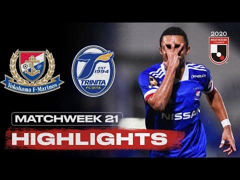 Yokohama F. Marinos 4-0 Oita Trinita | Matchweek 21 | 2020 | J1 League