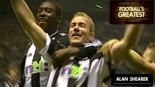 ALAN SHEARER - FOOTBALL'S GREATEST PLAYERS - NEWCASTLE UNITED-ENGLAND