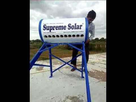 supreme solar fittings