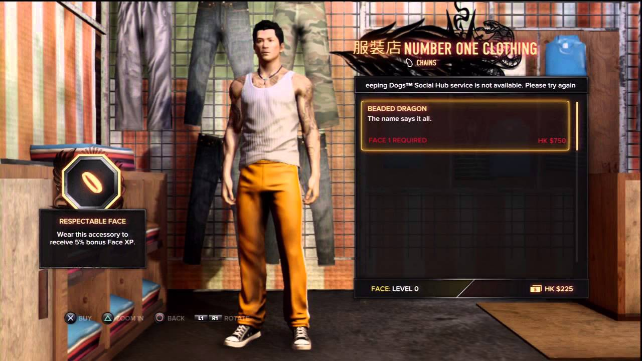Sleeping Dogs Clothing