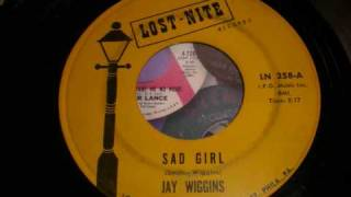 jay wiggins-sad girl