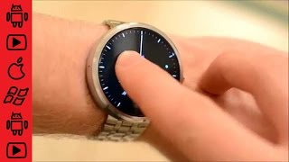 Moto 360 Android Wear Lollipop 5.0 Update In-depth First Look with New Custom Watch Face API