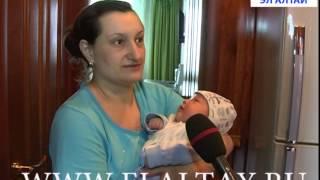 Внезапная смерть младенцев(По этому показателю наш регион в числе неблагополучных. Только в Шебалинском районе в этом году умерло..., 2014-05-06T07:56:36.000Z)