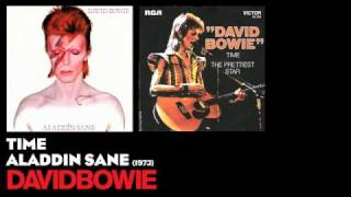 Time - Aladdin Sane [1973] - David Bowie