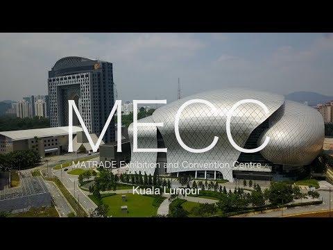 MECC Kuala Lumpur - It's Beautiful!