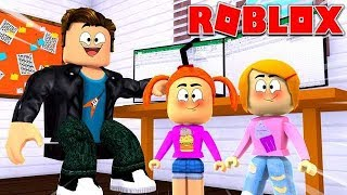 Happy Roblox Family | Take Your Kids To Work Day | Episode 7