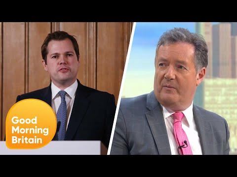 Piers Challenges Robert Jenrick on Coronavirus Testing 'Disgrace' | Good Morning Britain