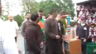 Hengzt & Muchachos im Heide Park