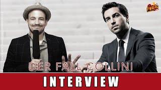 Der Fall Collini - Interview I Elyas M´Barek I Marco Kreuzpaintner