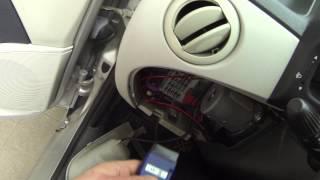 Resettare la memoria errori della centralina auto (OBD Fiat Lancia Alfa Romeo)
