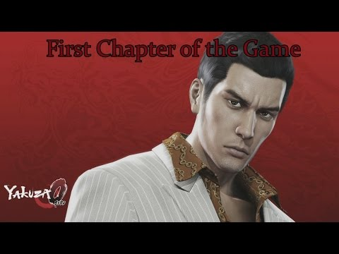 Yakuza 0 - Chapter 1: Bound By Oath | Walkthrough Part 1 [English, Full 1080p HD, 60 FPS]