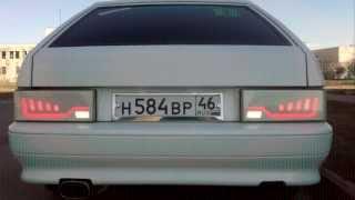 Задние фары Audi Q7. На 2114.