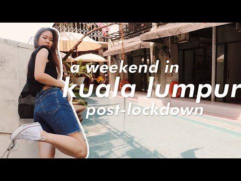 FREEDOM! A Weekend in Kuala Lumpur, Post-Lockdown | Explore Malaysia