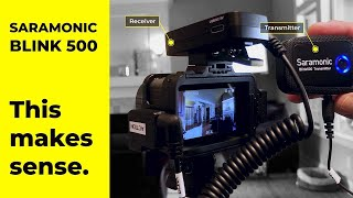 BLINK 500 - The Ultimate Microphone for Action Cameras?