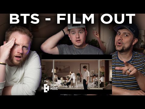 EDITORS REACTS TO BTS -  'Film out'  MV
