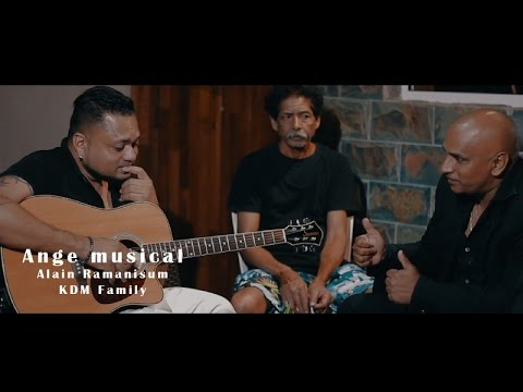 Alain Ramanisum - Ange musical - Clip officiel
