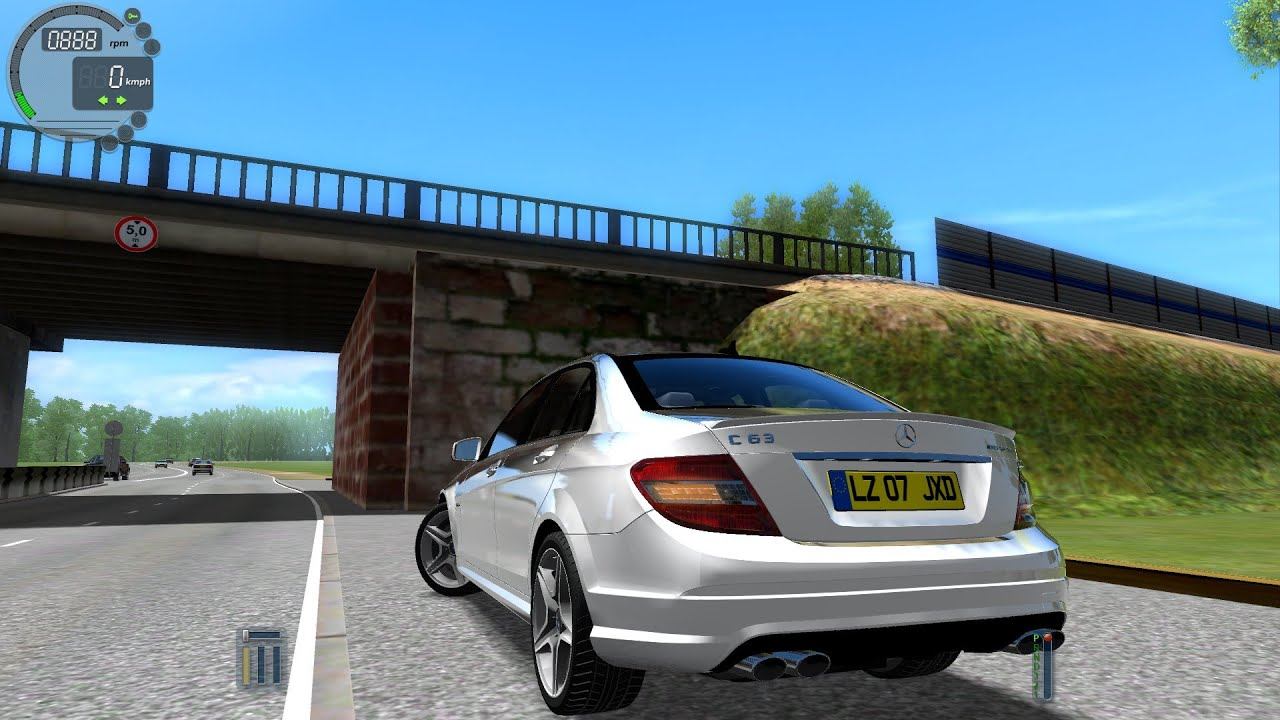 City car driving 1. 4. 1 mercedes-benz s500 w222 v8 [g27] youtube.