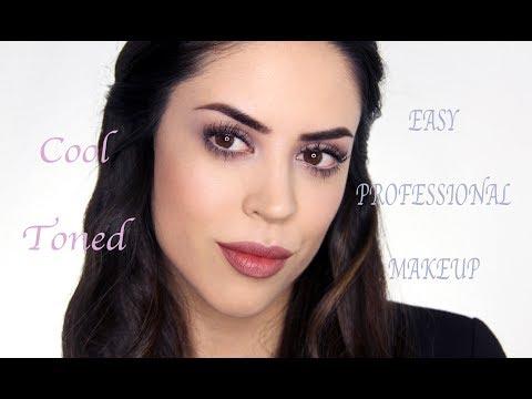 Εύκολο Χειμωνιάτικο Μακιγιάζ | Interview Makeup thumbnail