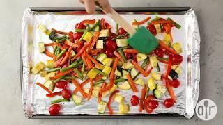 How to Make No Cream Pasta Primavera | Dinner Recipes | Allrecipes.com