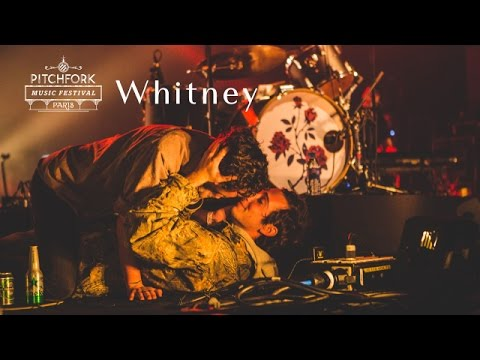 Whitney | Pitchfork Music Festival Paris 2016 | Full Set | P