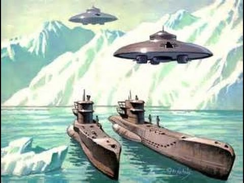 Third Reich Operation UFO Nazi Base in Antarctica