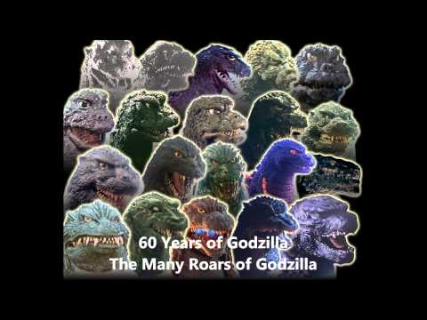 Godzilla 1954-2014 Roars (OUTDATED)