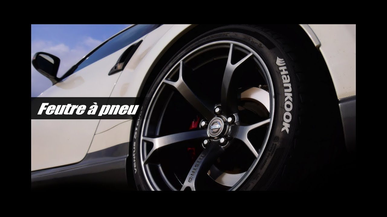 Tuto Feutre à Pneu Je Customise Ma Voiture Youtube
