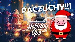 Chrumkołaj - Paczki świąteczne :P