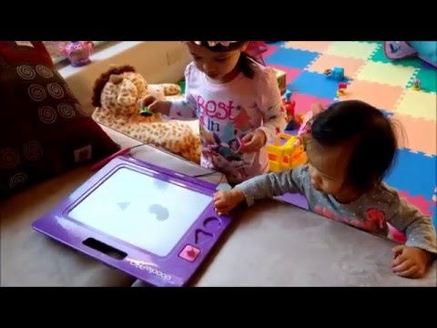 Fisher Price Doodle Pro Slim Toy Review