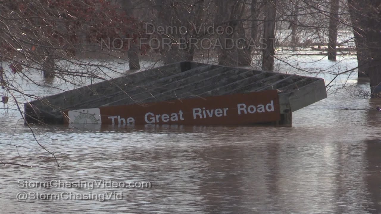 Kodak Teeters On Brink Brought Low By >> Historic Mississippi River Flood Brings Highest Crest On Record