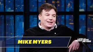 Mike Myers Was in a Mope Rock Band with Fred Armisen