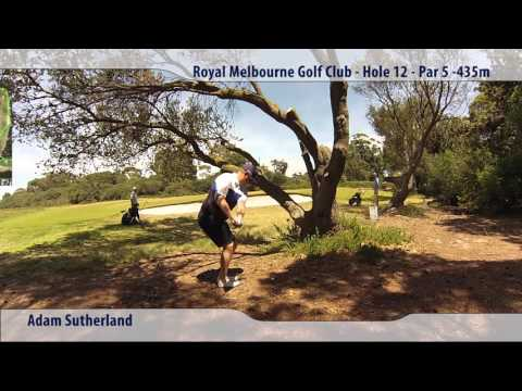 Royal Melbourne Golf Club - 14 December 2015