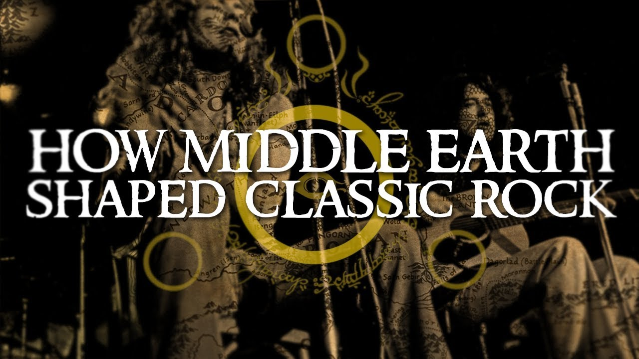How Middle Earth Shaped Classic Rock image