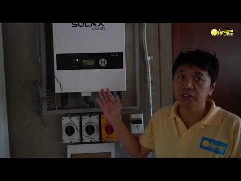 Amatera Solar Technology Inc. Residential Projects - Corinthians