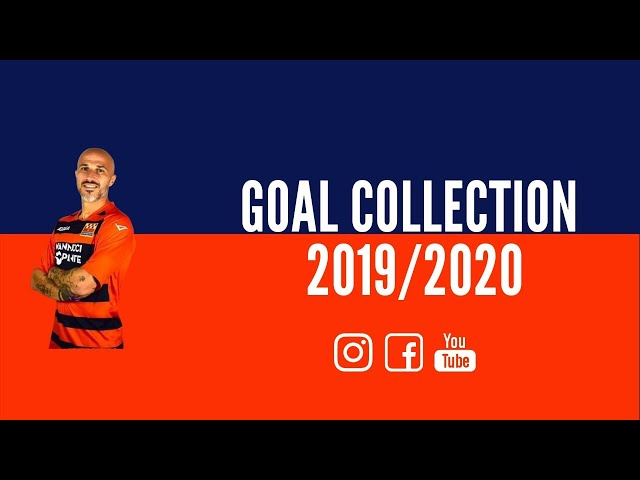 GOAL COLLECTION 2019/2020
