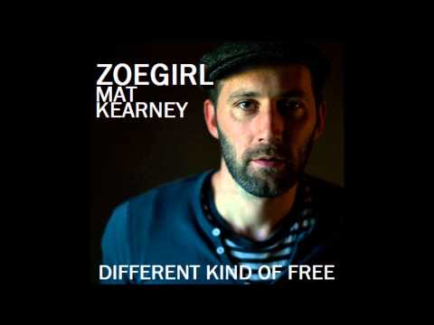 Mat Kearney - Different Kind of Free