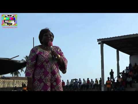 Brigitte ADJAMAGBO-JOHNSON: notre seule demande, la vérité des urnes