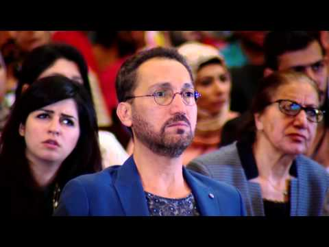 Iraq's marshlands, Civilization on the brink of extinction | Omar Al-Sheikhly | TEDxBaghdad