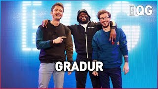 LE QG 34 - LABEEU & GUILLAUME PLEY avec GRADUR