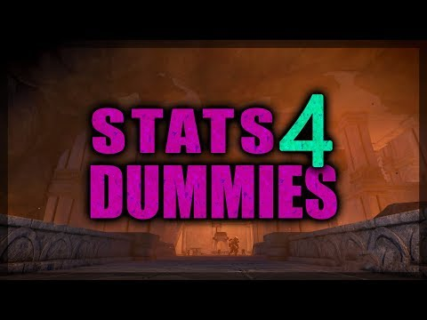 Repeat Neverwinter Mod 16 Stats for Dummies 2: The Update by