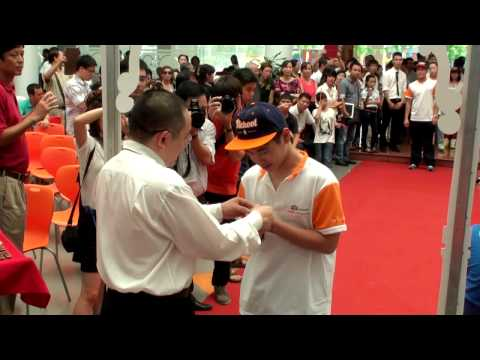 Lễ nhập trường xúc động của 160 học sinh THPT FPT (FSCHOOL) đầu tiên