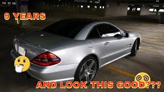 2009 Mercedes-Benz SL63 AMG Videos