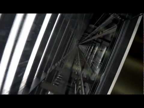 Suschi Samba Lift London Heron Tower