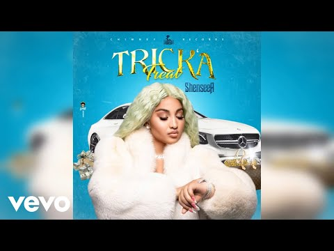 Shenseea - Trick'a Treat (Official Audio)