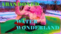 Abandoned: Water Wonderland: Midland, Texas