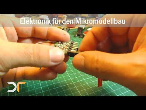 Elektronik für den Mikromodellbau | Empfänger | RC 1:87