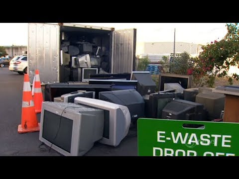 'We're building a time-bomb for ourselves' - NZ e-waste regulations lagging