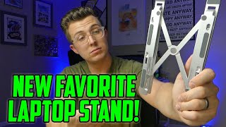 Mosonth Aluminum Laptop Stand Review