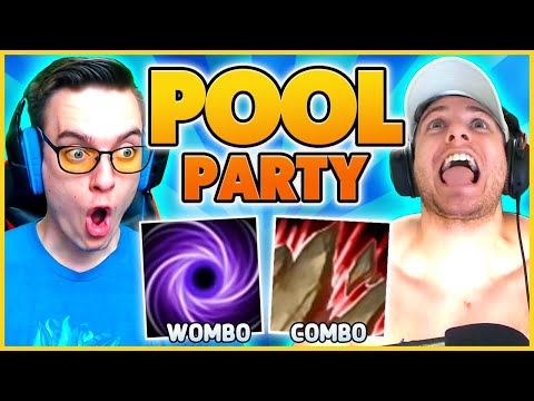 NEW POOL PARTY SKINS (ROOMATE DUO) - BunnyFuFuu | League of Legends